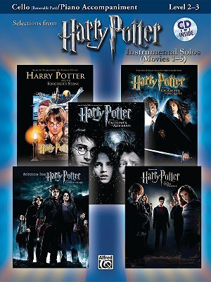 <I>Harry Potter,</I> Instrumental Solos for Strings (Movies 1-5) (Pop Instrumental Solo Series)