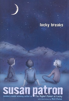 Lucky Breaks (The Hard Pan Trilogy, #2)