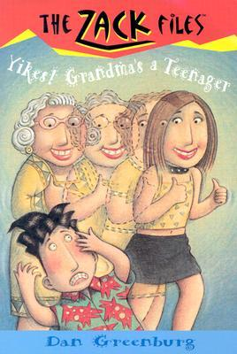 Yikes! Grandma's a Teenager (The Zack Files #17)