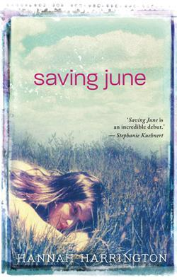 Saving June by Hannah Harrington