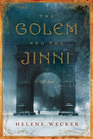 Book Series to Read The Golem and the Jinni