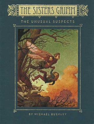 The Unusual Suspects by Michael Buckley