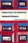 Practice to Deceive (Ivor Maddox, #6)