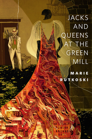 Jacks and Queens at the Green Mill (The Shadow Society #0.5)