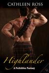 Highlander (Highlander Forbidden Fantasy, #1)