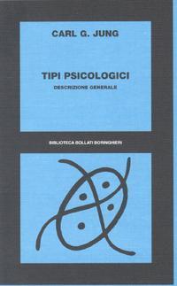 Tipi psicologici: descrizione generale: 1921
