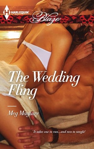 The Wedding Fling (Harlequin Blaze #734)