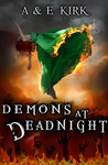 Demons at Deadnight by A.E.  Kirk