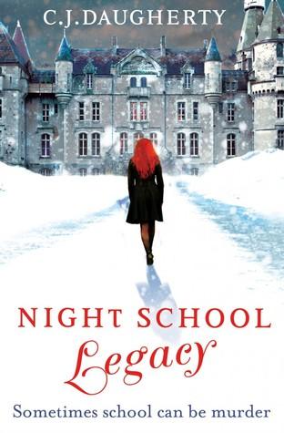 Legacy by C.J. Daugherty