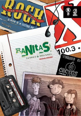 Ranitas: Catarsis & Rock n' Roll