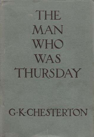 Download and Read online The Man Who Was Thursday books