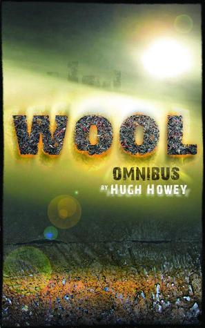 Book cover for Wool Omnibus edition