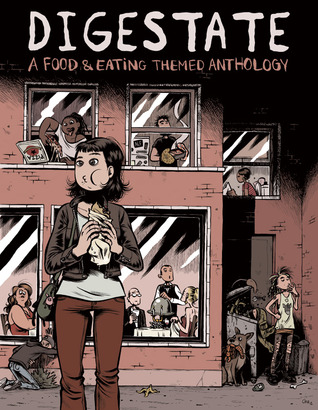 Digestate: A Food & Eating Themed Anthology
