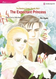 The Expectant Princess (Royally Wed: The Stanbury Crown #1)