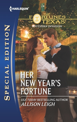 her new year s fortune leigh allison