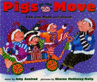 Pigs on the Move: Fun with Math and Travel PDF ePub 978-0689853432