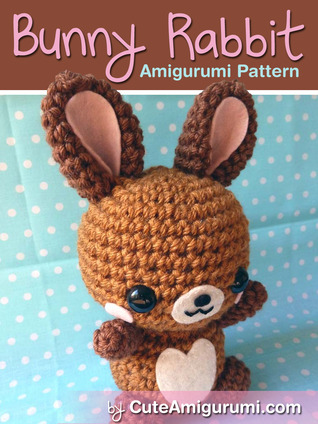 Bunny Rabbit Amigurumi Pattern By Cute Amigurumi