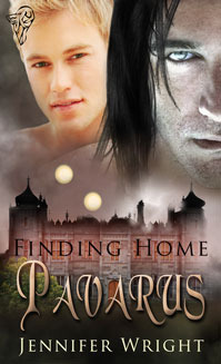 Pavarus (Finding Home, #1)