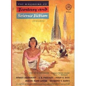 The Magazine of Fantasy and Science Fiction, January 1954 (The Magazine of Fantasy & Science Fiction, #32)