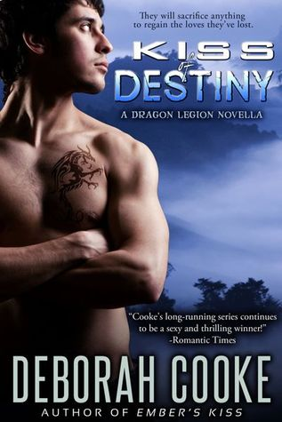 Read online Kiss of Destiny (Dragonfire, #9.3) books