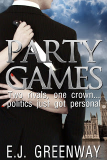 Party Games by E.J. Greenway