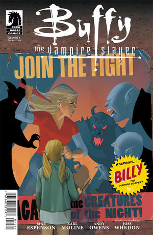 Buffy the vampire slayer billy