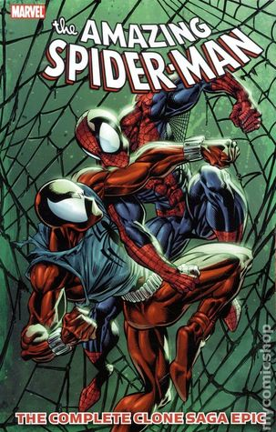The Amazing Spider-Man by Tom DeFalco
