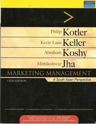 Marketing Management Philip Kotler 14th Edition Pdf