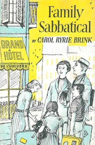 Family Sabbatical by Carol Ryrie Brink