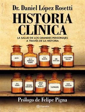 Historia clínica: La salud de los grandes personajes a través de la historia