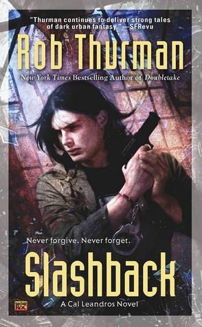 Slashback(Cal Leandros 8)