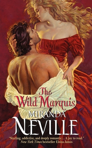 The Wild Marquis (The Burgundy Club, #1)
