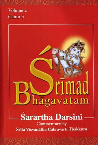 Śrīmad-Bhāgavatam with the Śārārtha Darśinī commentary, Canto III (volume #2)