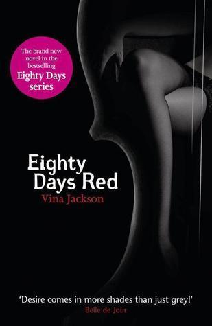 Eighty Days Red (Eighty Days, #3)