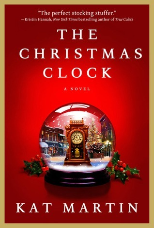 the christmas clock by kat martin - Best Christmas Novels