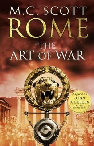 Rome: The Art of War (Rome, #4)