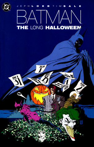 Batman: The Long Halloween (Paperback)