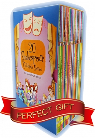 Shakespeare Stories Collection Set 20 childrens Books pack set