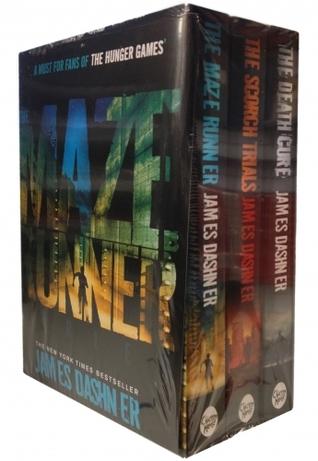 The maze runner trilogy maze runner 1 3 by james dashner fandeluxe Images