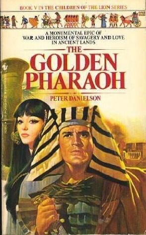 Golden Pharaoh by Peter Danielson