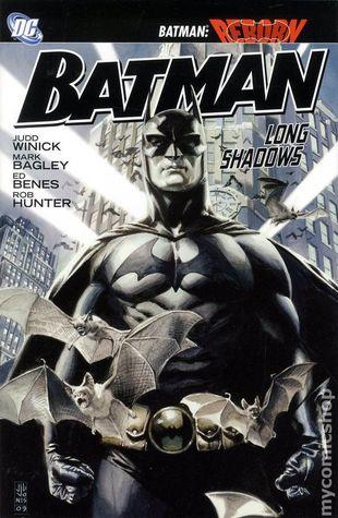 Batman by Judd Winick