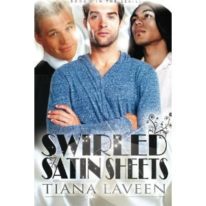 Swirled Satin Sheets II