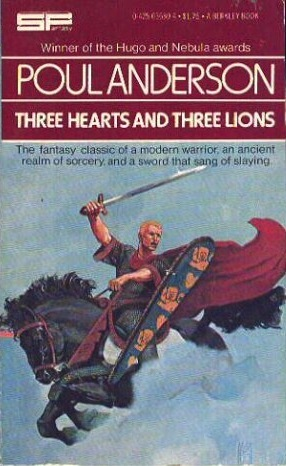 three hearts and three lions anderson poul