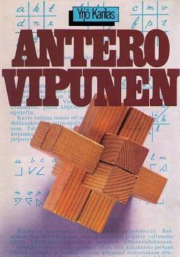 Antero Vipunen: arvoitusten ja ongelmien, leikkien ja pelien sekä eri harrastelualojen pikkujättiläinen