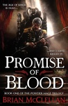 Download Promise of Blood (Powder Mage, #1)