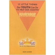 12 Little Things Our Youth Can Do to Help Our Country (12 Little Things)
