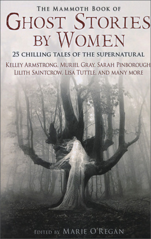 Image result for the mammoth book of ghost stories by women book cover