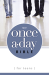 NIV, Once-A-Day Bible for Teens, Paperback by Anonymous
