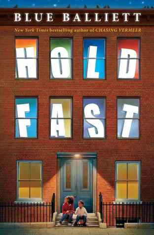Image result for Blue Balliett Hold Fast