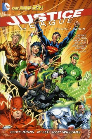 Justice League, Volume 1